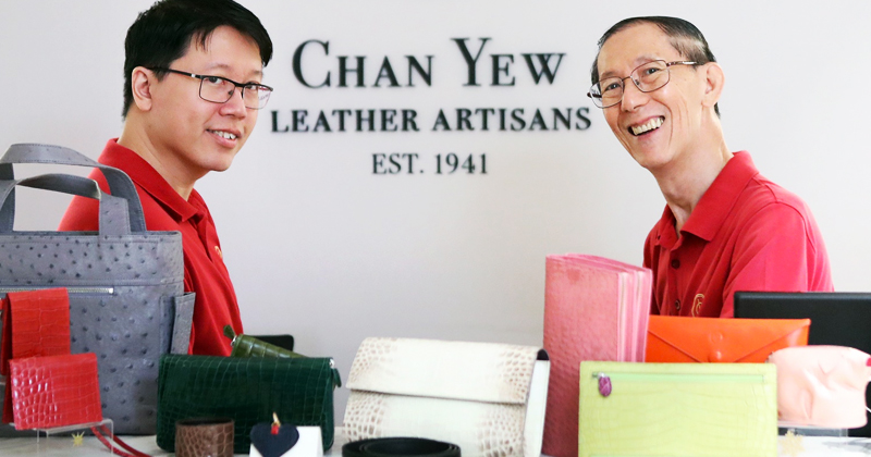 Chan Yew Leather Artisans